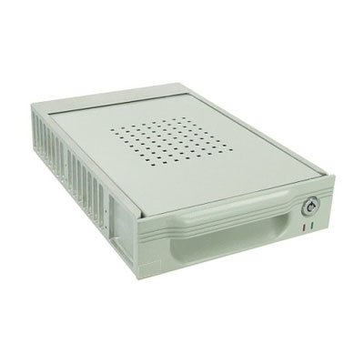 Extraible para Disco Duro SAS y Serial ATA II de Aluminio