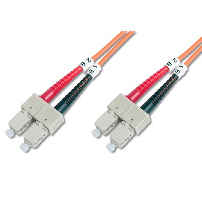 Latiguillo de Fibra Optica SC-SC 50/125 en 10 M