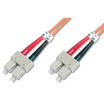 Latiguillo de Fibra Optica SC-SC 62,5/125 en 10 m