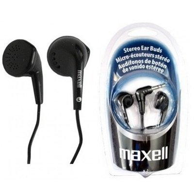 Auriculares Intra-Auditivos Maxell EB-95 color Negro