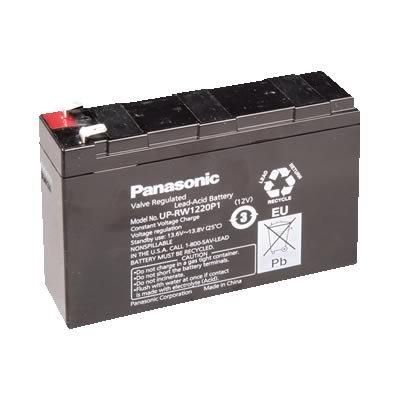 Bateria Panasonic UP-RW1220P de 12V - 120W