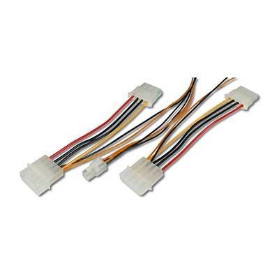 Cable adaptador 4 Pines (Molex) ATX a 4 Pines Pentium IV