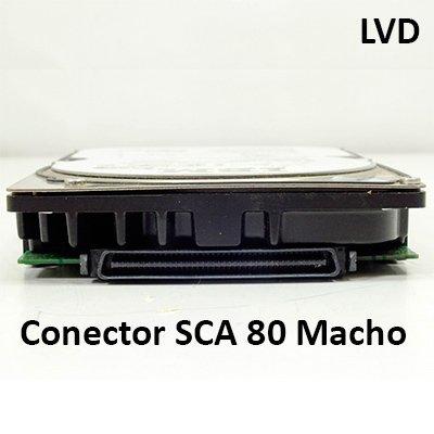 CABLE PLANO SCSI SCA 80 ULTRA 160 LVD 2 DISPOSITIVOS