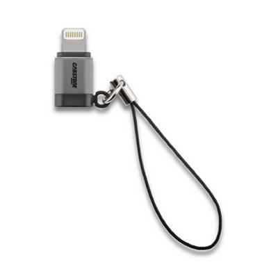 Cabstone Adaptador Apple Lightning a Micro USB.