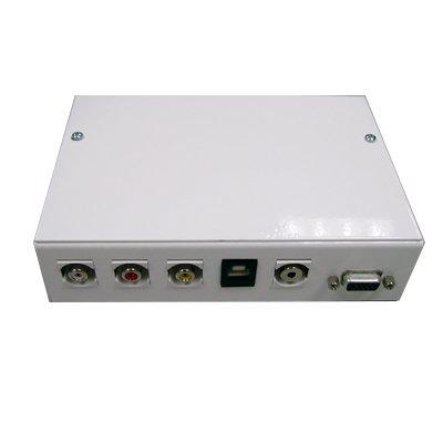 Caja multimedia VGA -Audio/video RCA + USB H/H