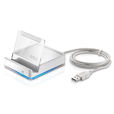 Conmutador KM USB/Bluetooth para iPhone/iPad
