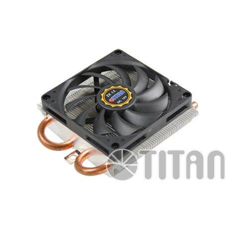 Disipador Titan Socket AMD K8 de Perfil Bajo.