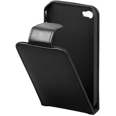Funda de apertura vertical para iPhone 4.