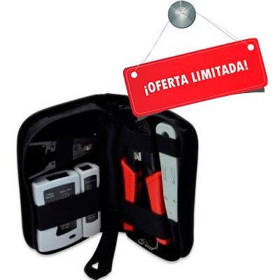 Kit de Herramientas para Montaje de Redes Lan