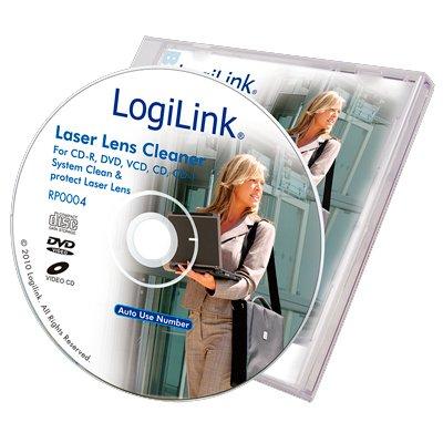 Kit limpieza de lector CD / CD-R. /DVD.