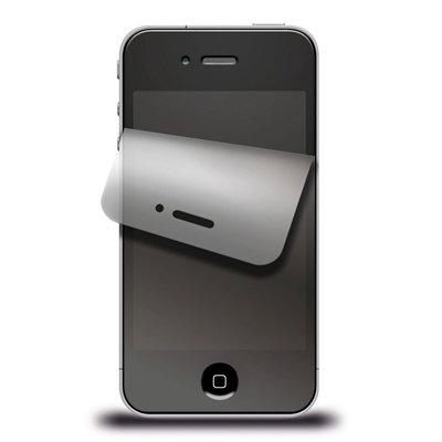 Set de protecciones para pantallas iPhone 4/4S.