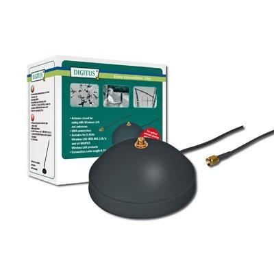 Soporte para antena Wireless SMA  Macho Hembra