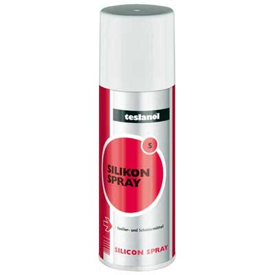 Spray de Silicona Aislante 400 ml.