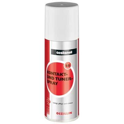 Spray para limpieza de placas y circuitos impresos.