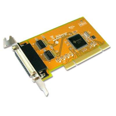 Tarjeta PCI 2 puertos serie RS-232 de Perfil bajo