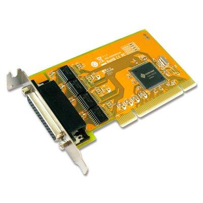 Tarjeta PCI 4 puertos serie RS-232 de Perfil bajo