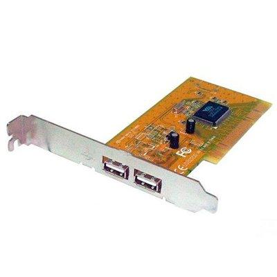Tarjeta PCI 2 puertos USB version 1.1