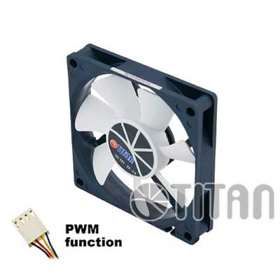 Ventilador adicional 80x80x15mm.  Power Control