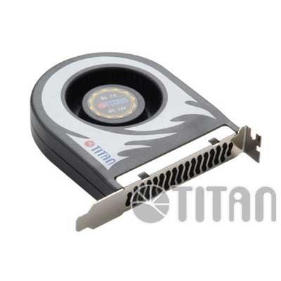 Ventilador en Slot extractor de aire