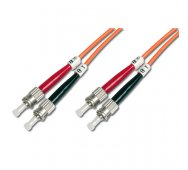 Latiguillo de Fibra Optica ST-ST 50/125 en 2 m.