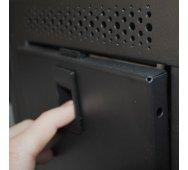 "Armario Mini Mural de 7U para dispositivos de 10""."