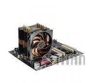 Disipador con ventilador Universal Intel y AMD.