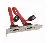 Interface (Slot) Serial ATA de 2 puertos externos.