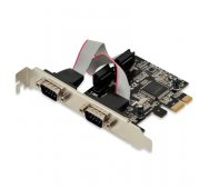 Tarjeta PCI Express 2 ptos Serie 16c550.